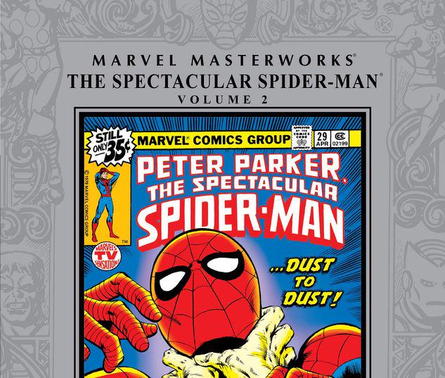 MARVEL MASTERWORKS: THE SPECTACULAR SPIDER-MAN VOL. 2 HC #2