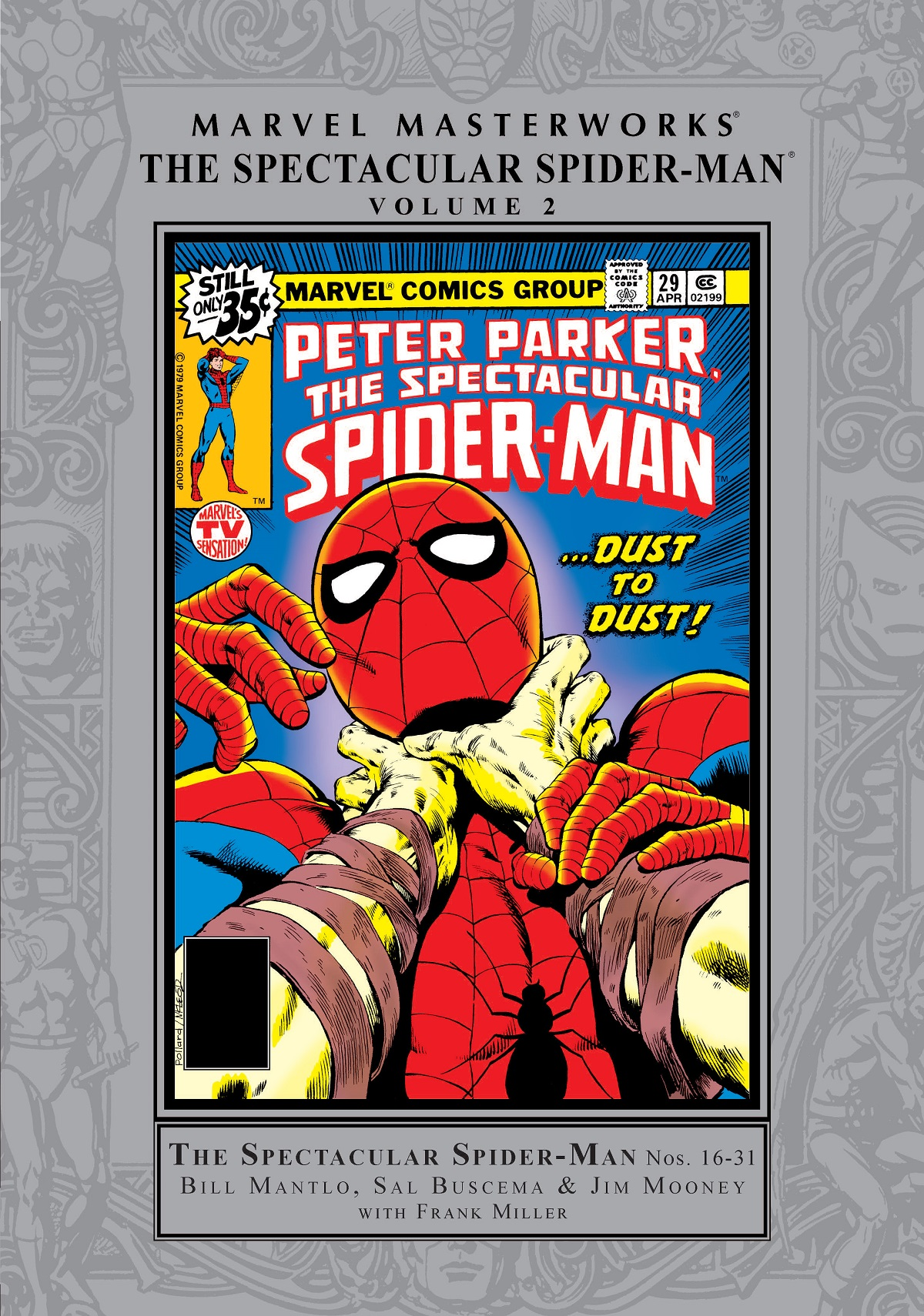 Marvel Masterworks: The Spectacular Spider-Man Vol. 2 (Hardcover)