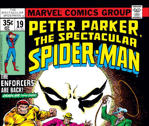 Peter Parker, the Spectacular Spider-Man #19