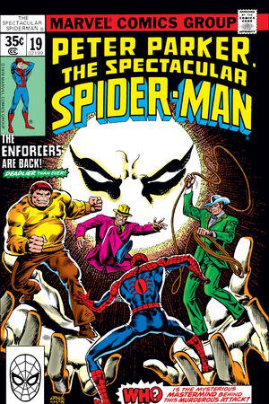 Peter Parker, the Spectacular Spider-Man (1976) #19