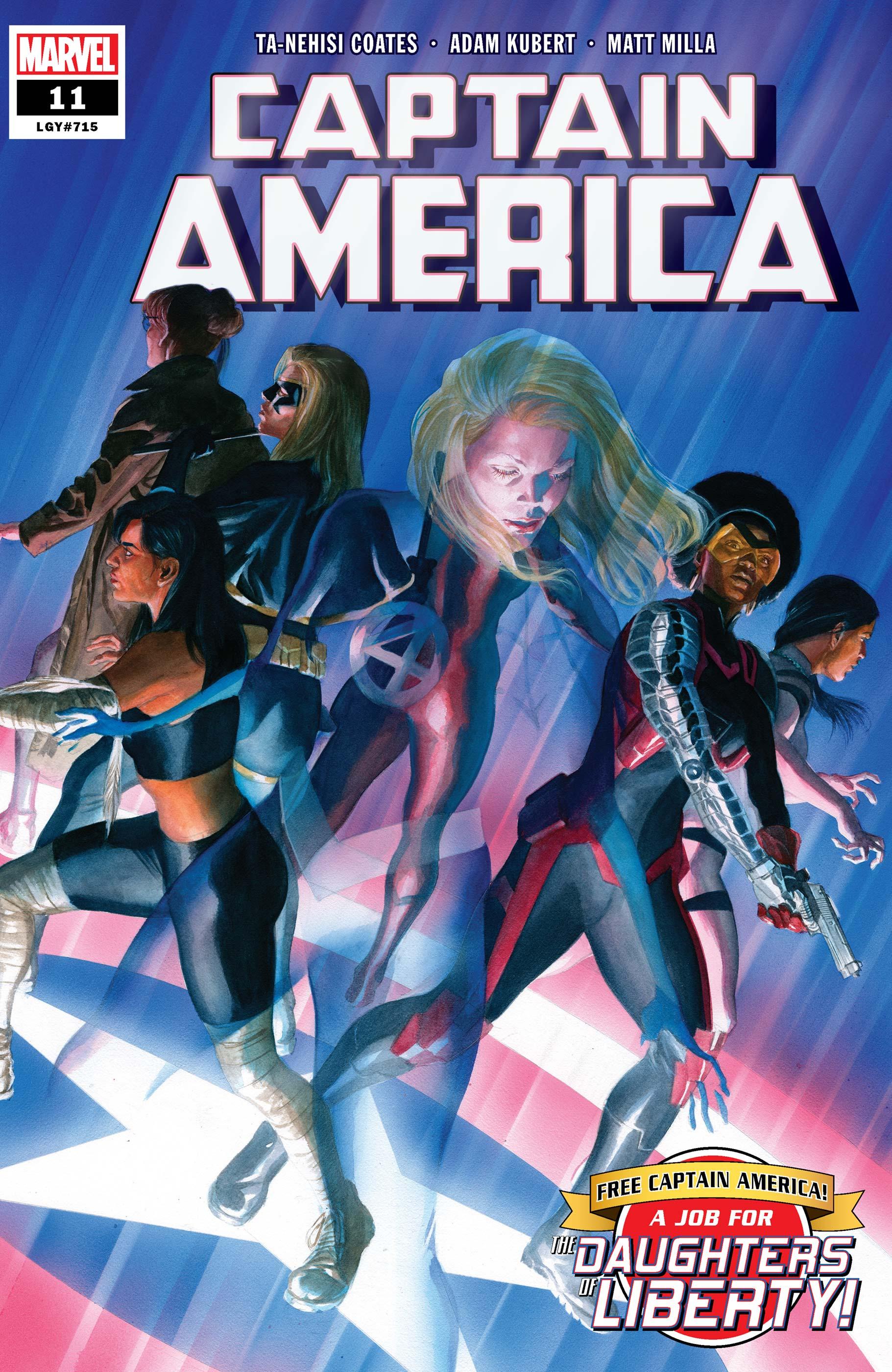 Captain America (2018) #11
