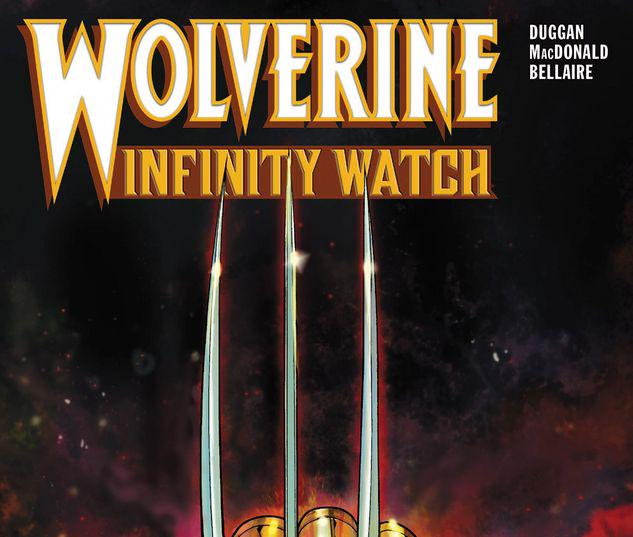 WOLVERINE: INFINITY WATCH TPB #1