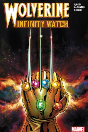 Wolverine: Infinity Watch (Trade Paperback)
