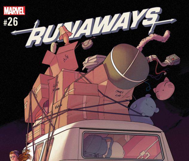 Runaways #26