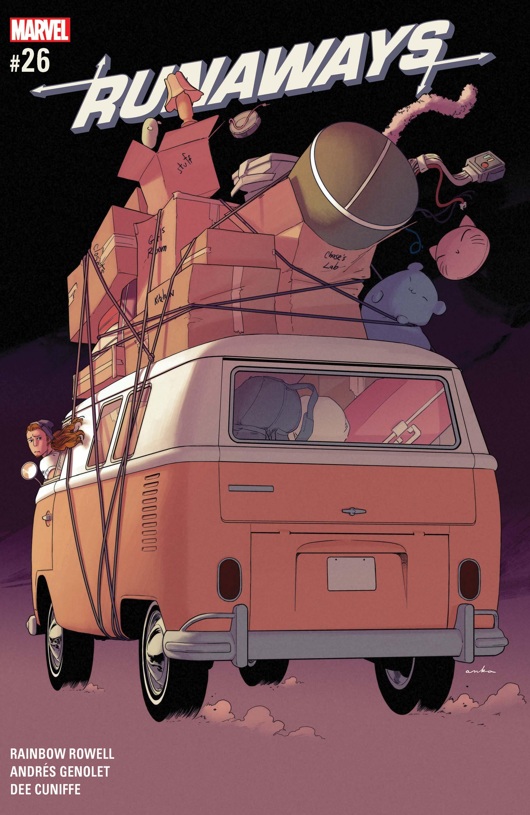 Runaways (2017) #26