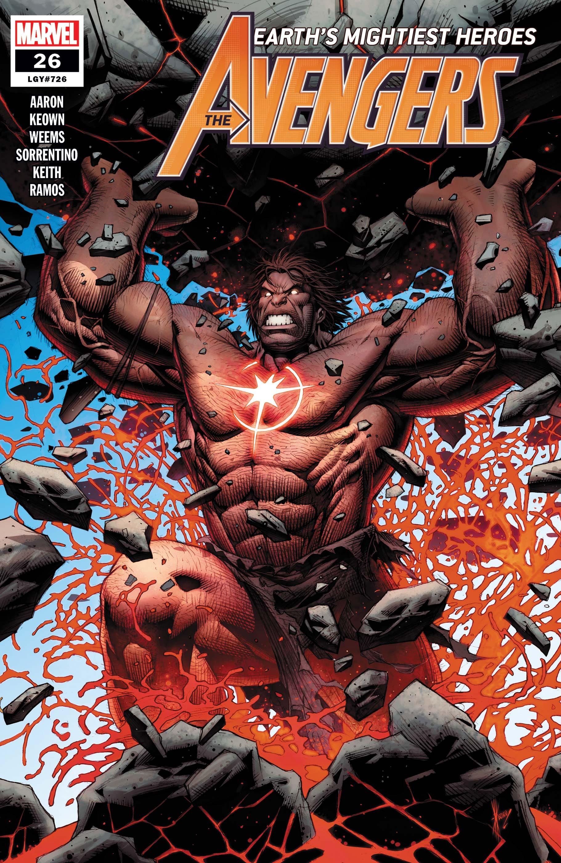 Avengers (2018) #26