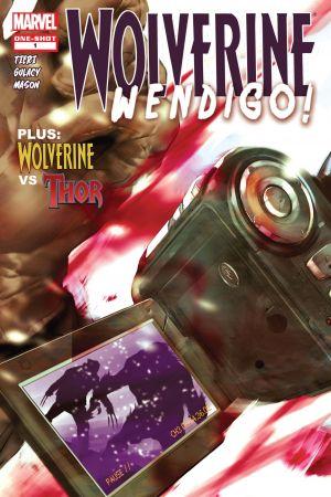 Wolverine: Wendigo! #1