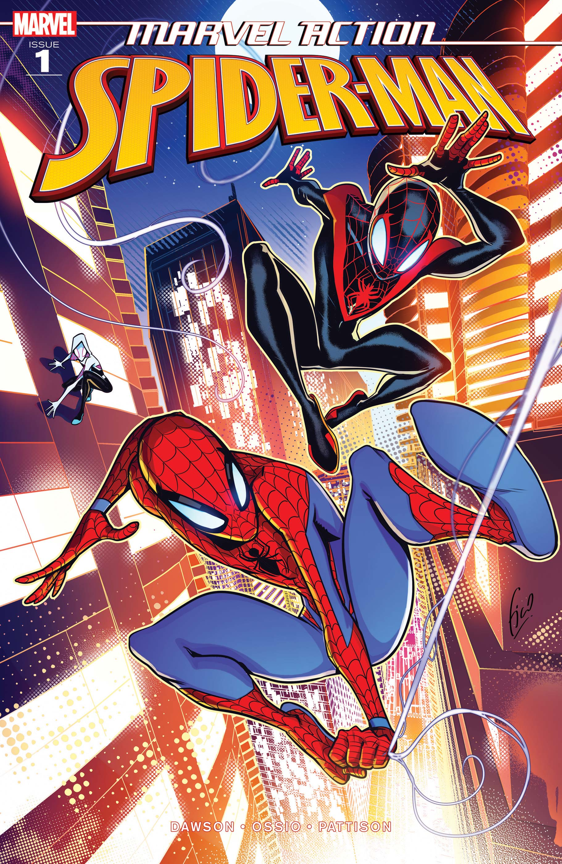 Marvel Action Spider-Man (2018) #1