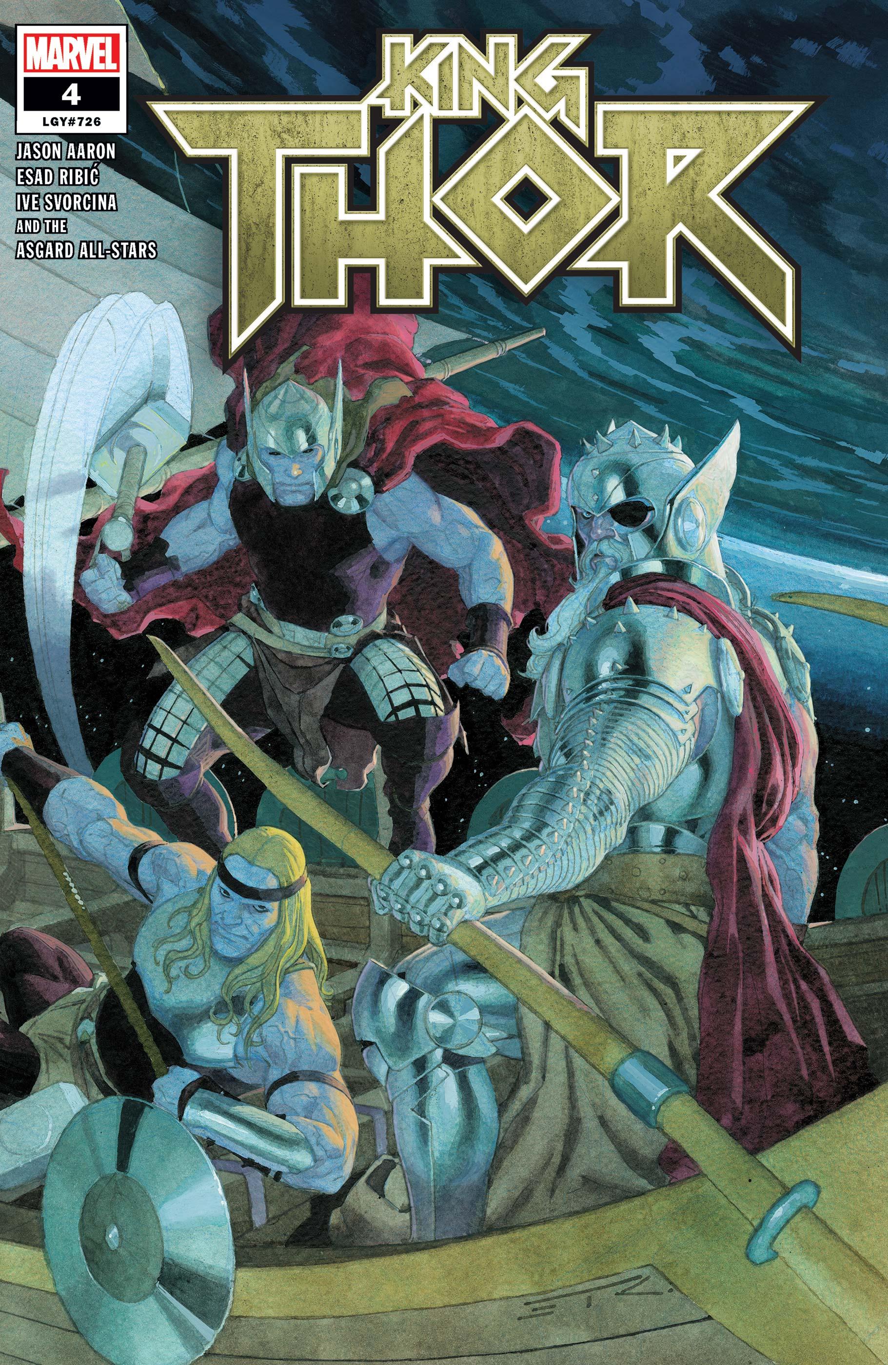 King Thor (2019) #4