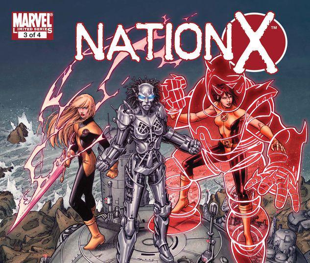 Nation X #3