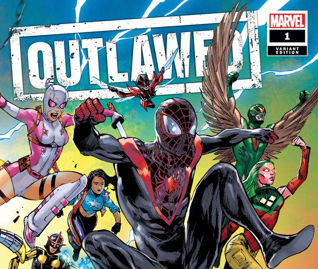 OUTLAWED 1 WALMART VARIANT #1