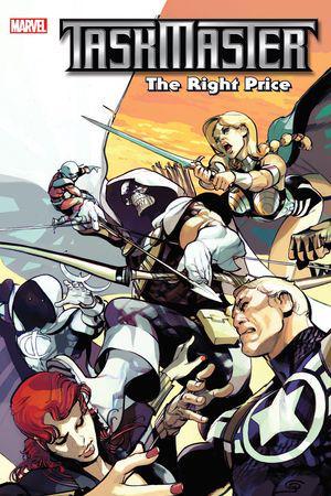 Taskmaster: The Right Price (Trade Paperback)