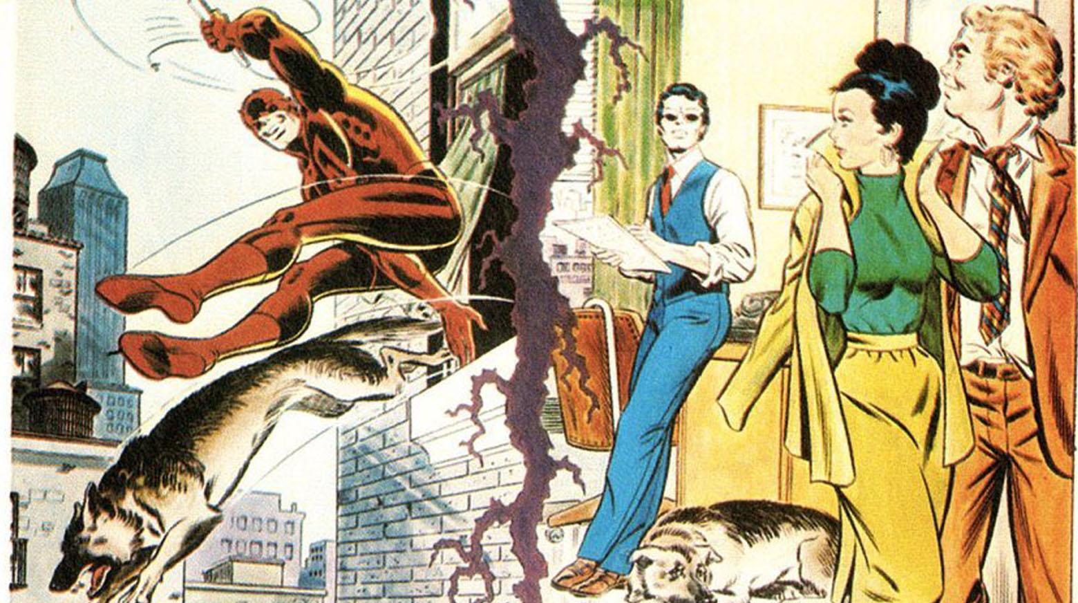 Marvel History