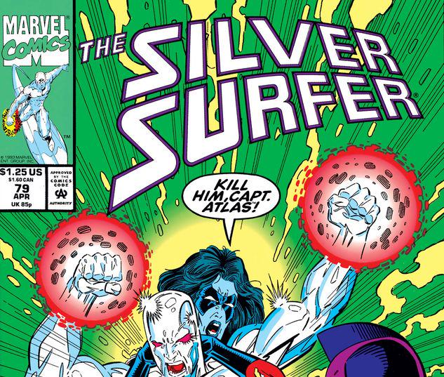 Silver Surfer #79