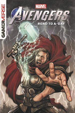 Marvel's Avengers: Road to A-Day (Trade Paperback)