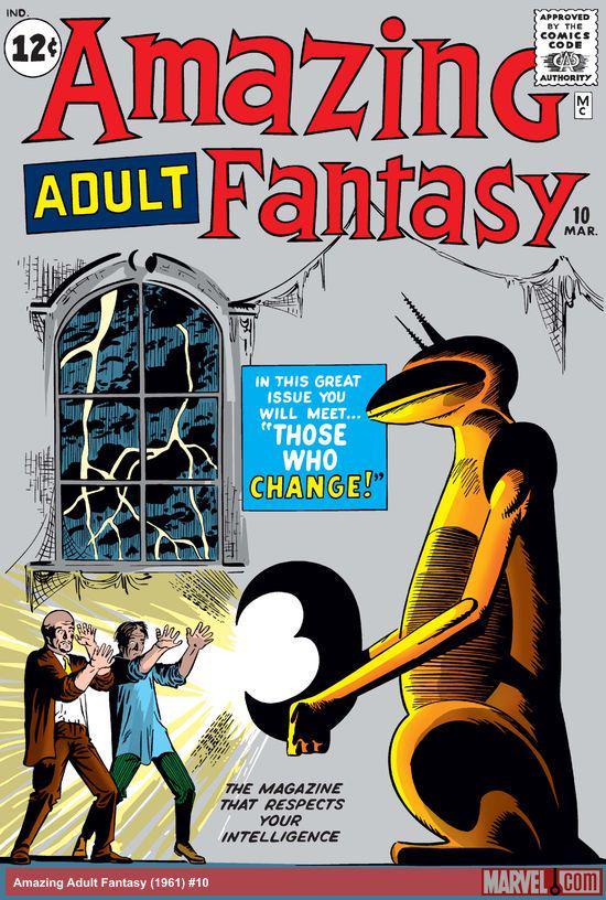 Amazing Adult Fantasy (1961) #10