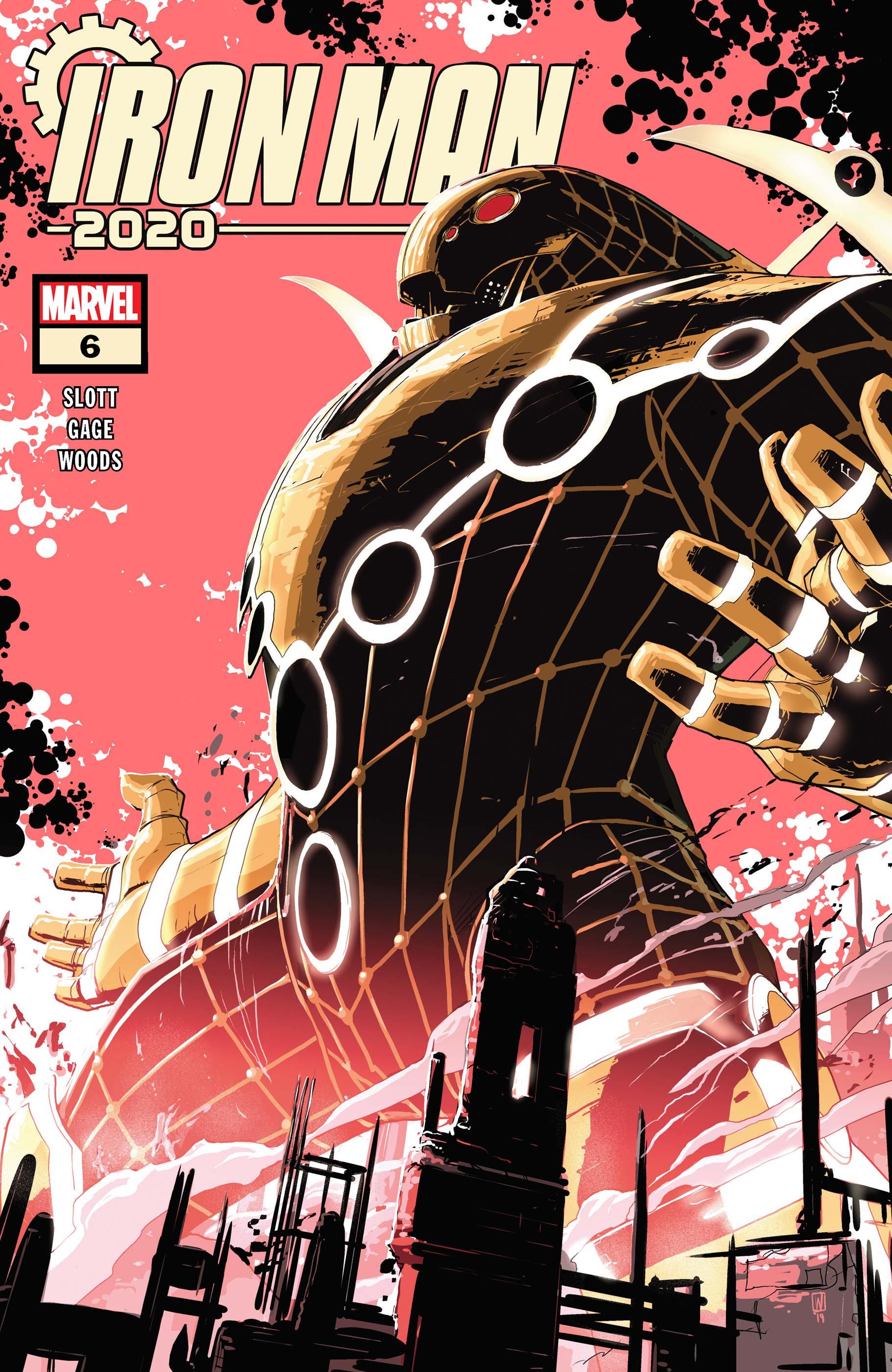 Iron Man 2020 (2020) #6