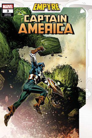 Empyre: Captain America (2020) #3 (Variant)