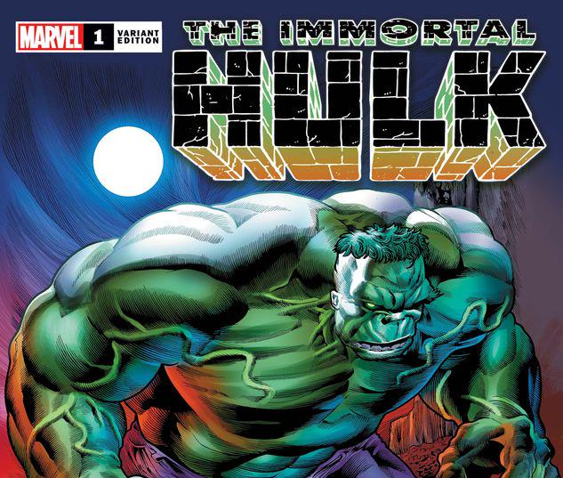 IMMORTAL HULK: THE THRESHING PLACE 1 BENNETT VARIANT #3