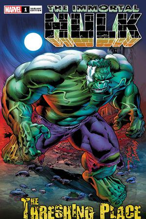 Immortal Hulk: The Threshing Place (2020) #3 (Variant)