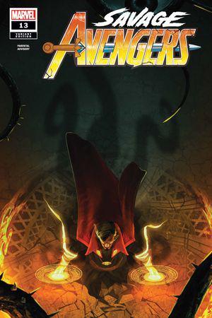 Savage Avengers (2019) #13 (Variant)