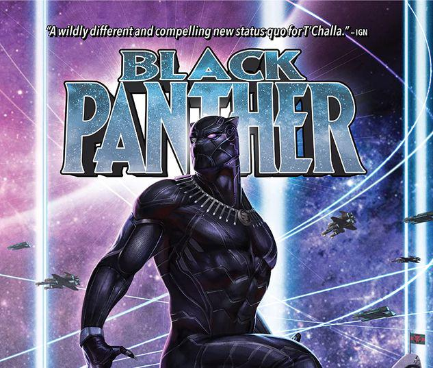 BLACK PANTHER VOL. 3: THE INTERGALACTIC EMPIRE OF WAKANDA PART ONE HC #3