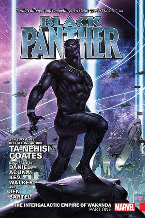 Black Panther Vol. 3: The Intergalactic Empire Of Wakanda Part One (Hardcover)