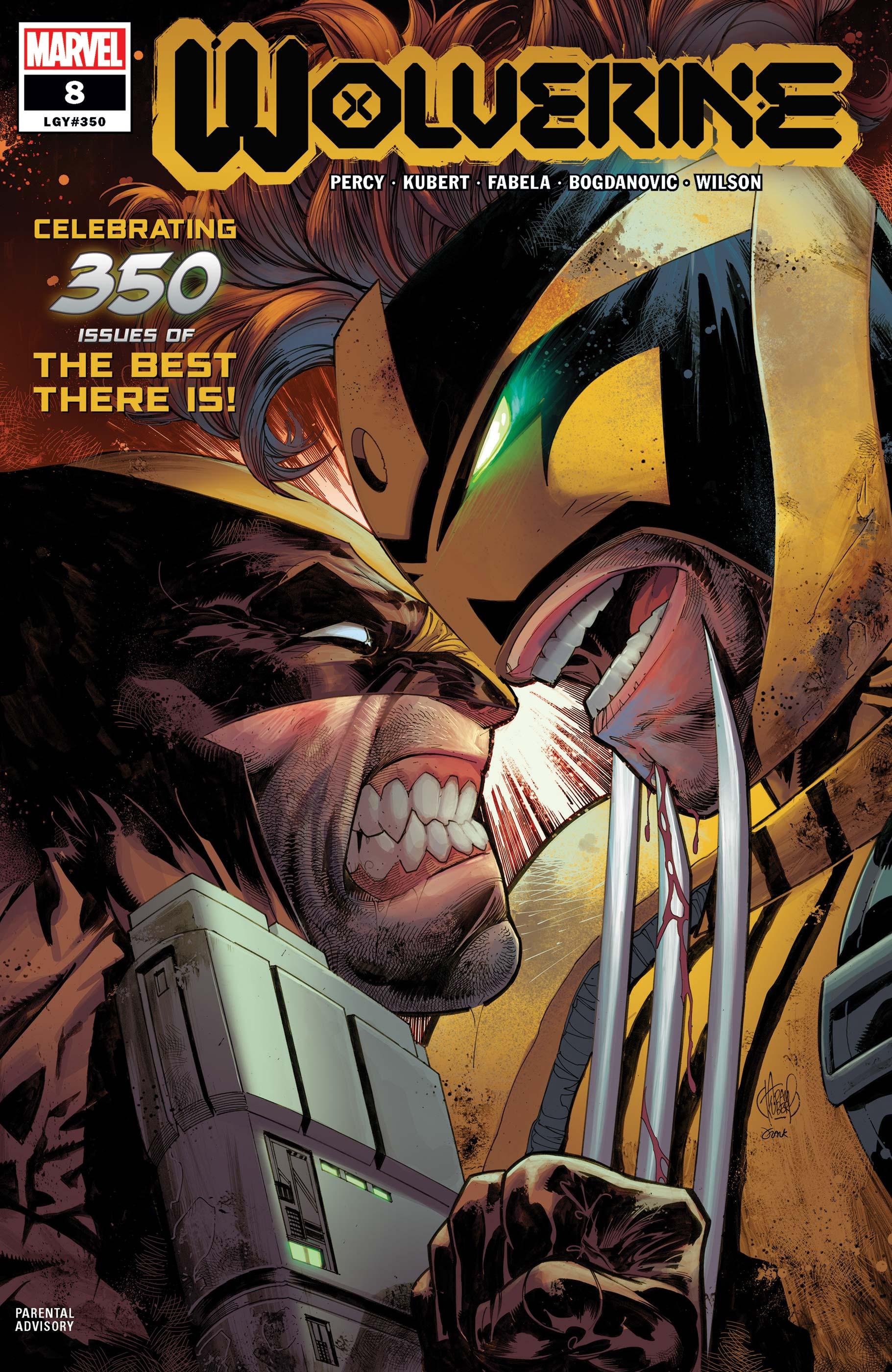 Wolverine (2020) #8