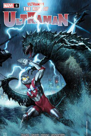 The Rise of Ultraman #5