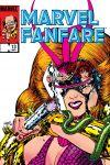MARVEL FANFARE (1982) #13