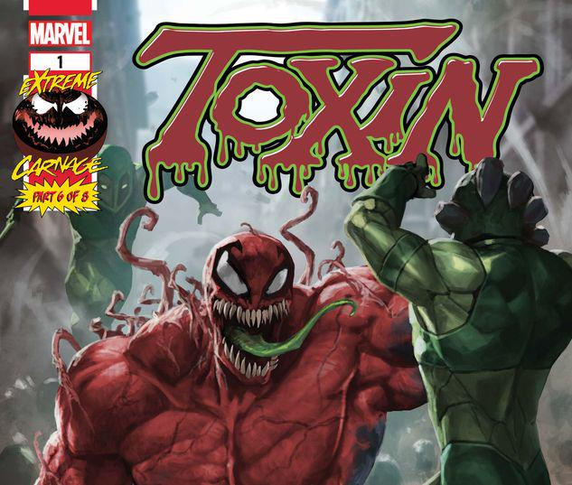 EXTREME CARNAGE: TOXIN 1 #1