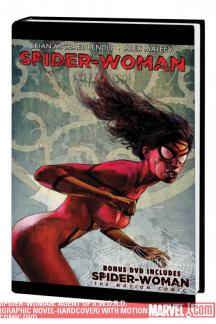 Spider-Woman: Agent of S.W.O.R.D. with Motion Comic DVD (Hardcover)