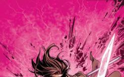 X-Men Origins: Gambit #1 cover by David Yardin