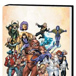 OFFICIAL HANDBOOK OF THE MARVEL UNIVERSE A TO Z VOL. 6 PREMIERE #0