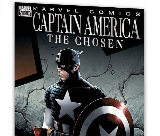 CAPTAIN AMERICA: THE CHOSEN #0