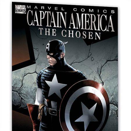 CAPTAIN AMERICA: THE CHOSEN #0