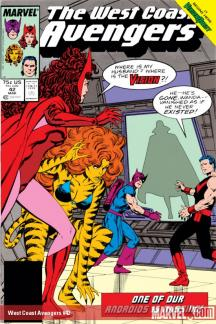 West Coast Avengers #42