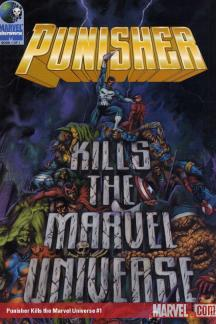 Punisher Vol. I (2nd) (Hardcover)