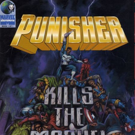 Punisher Kills the Marvel Universe (1995)