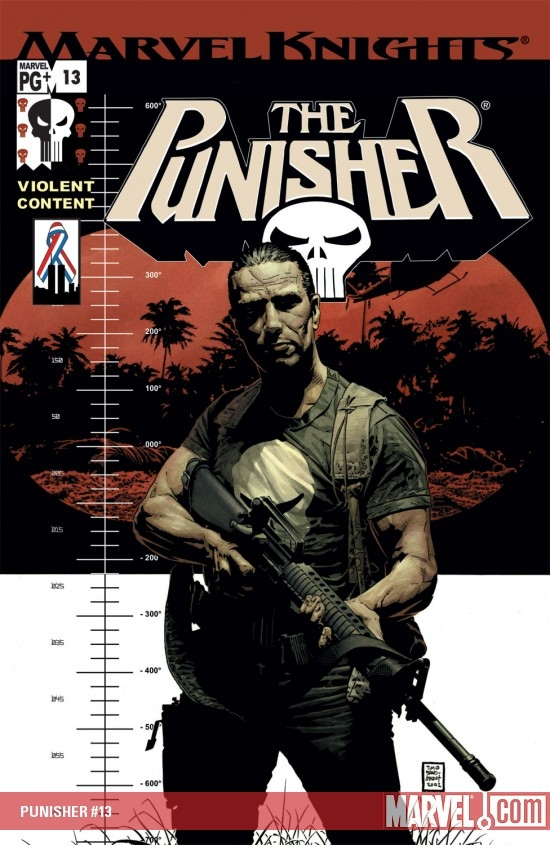 Punisher (2001) #13