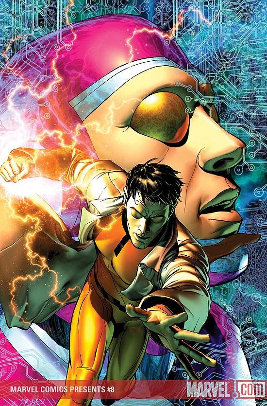 Marvel Comics Presents (2007) #8