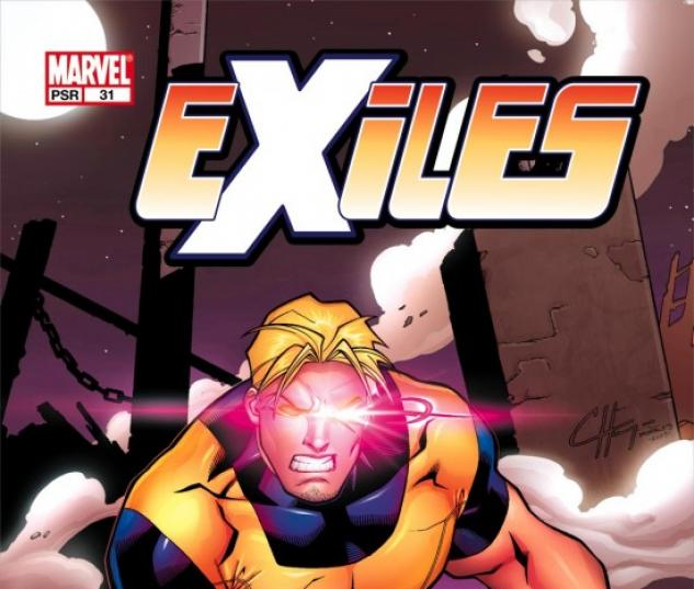EXILES (2008) #31 COVER