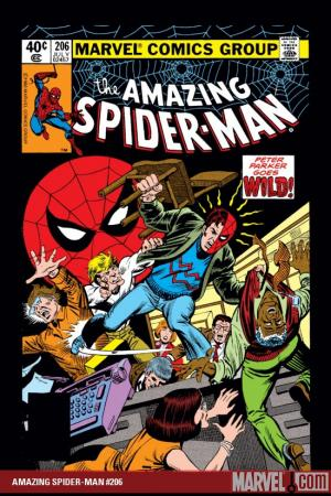 The Amazing Spider-Man (1963) #206
