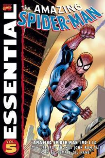 Essential Spider-Man Vol. V (Trade Paperback)