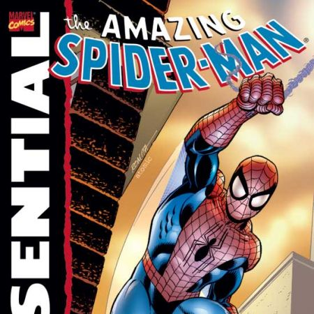 ESSENTIAL SPIDER-MAN VOL. V TPB COVER