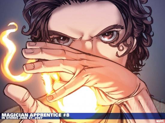 Magician Apprentice (2006) #8 Wallpaper
