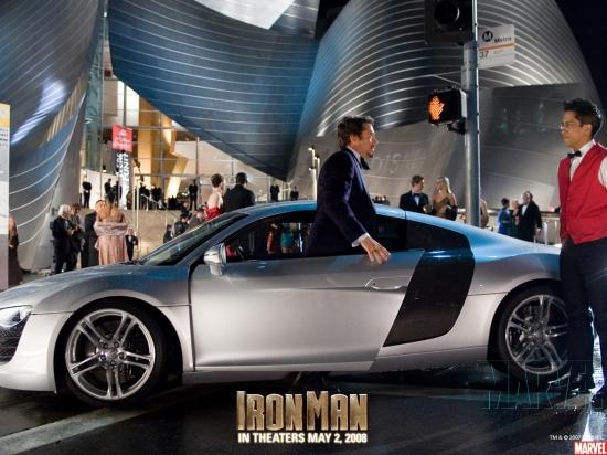 Iron Man Movie: Tony Stark #3