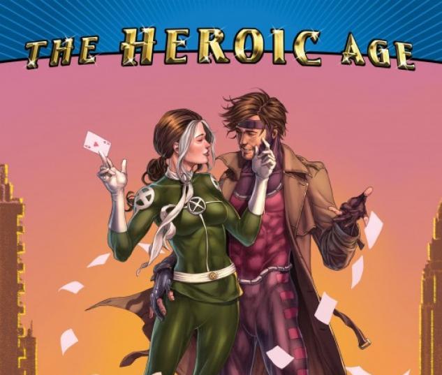 X-Men Legacy (2008) #236 (HEROIC AGE VARIANT)