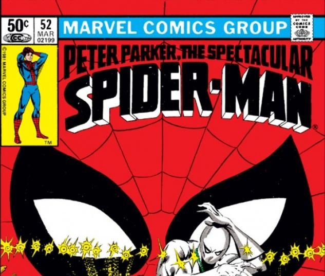 Peter Parker, The Spectacular Spider-Man #52