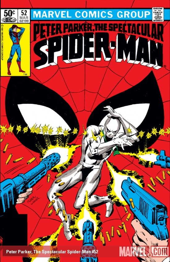 Peter Parker, the Spectacular Spider-Man (1976) #52